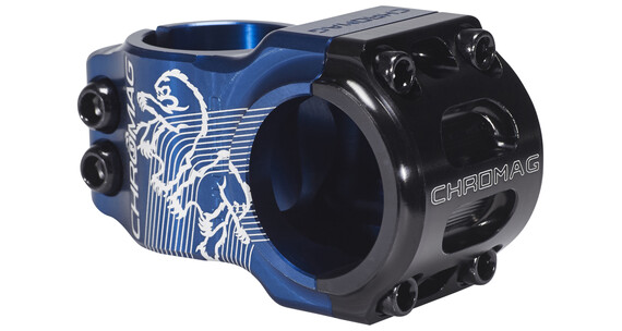 Chromag Ranger Vorbau Ø31,8mm blau